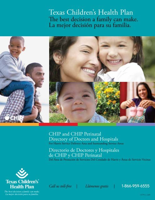 Texas Children S Health Plan