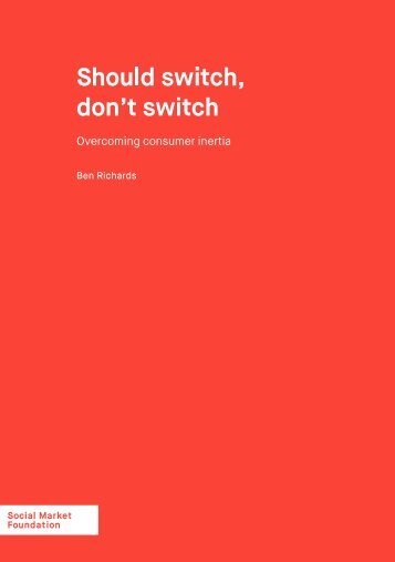 Should switch don't switch
