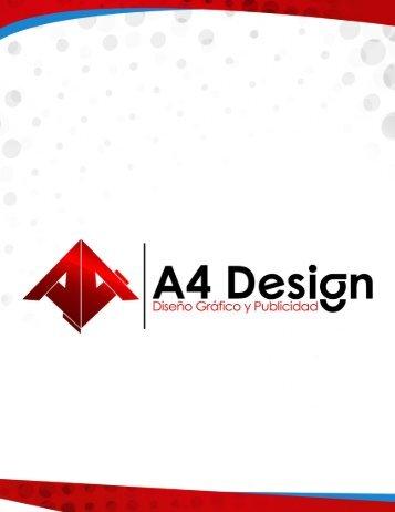 Catalogo A4 Design  2015 @A4_Dsgn   3188712387  a4dsgn1@gmail.com