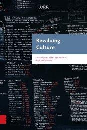 Revaluing Culture