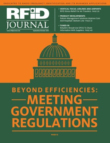 MEETING GOVERNMENT REGULATIONS