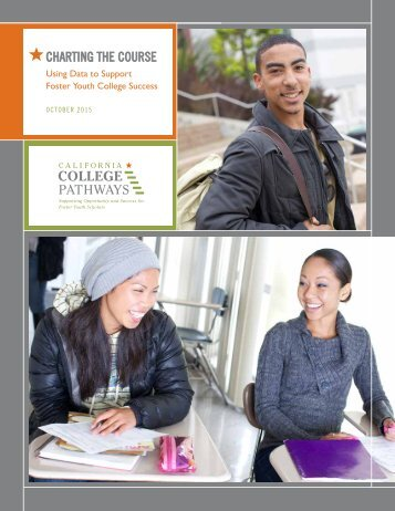 Using Data to Support Foster Youth College Success