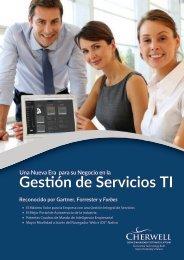Gestión de Servicios TI