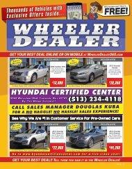 Wheeler Dealer Issue 44, 2015