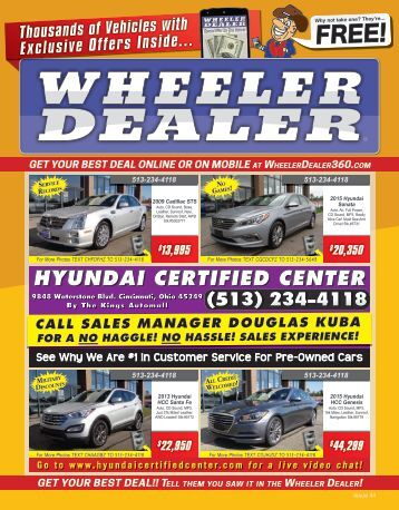 Wheeler Dealer Issue 44, 2015