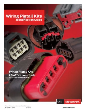 Wiring Pigtail Kits Identification Guide