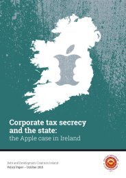 Corporate tax secrecy and the state