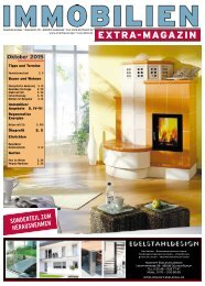 Immo-Magazin Oktober 2015