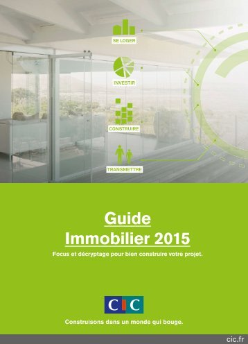 Guide Immobilier 2015