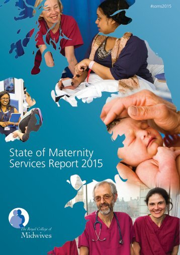 State of Maternity Services Report 2015