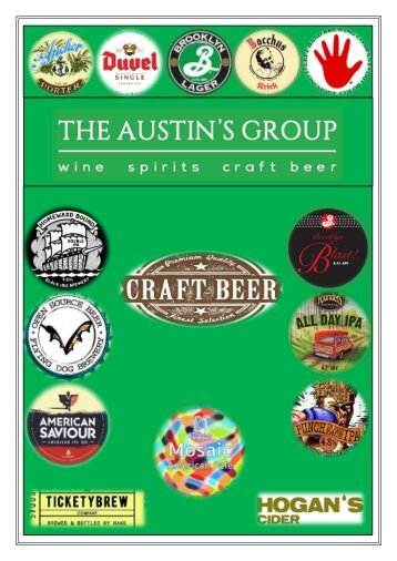 Austin's Craft Beer