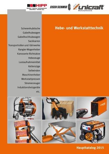 Unicraft Hebe- und Werkstatttechnik