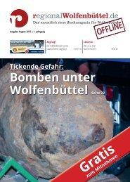 regionalWolfenbüttel.de Offline - August 2015