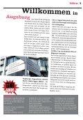 Uniguide Augsburg 2015 - Page 3