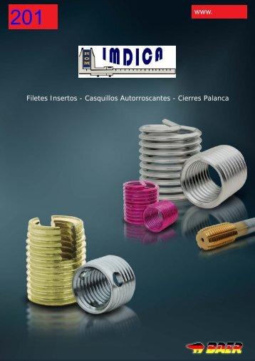 Catálogo Insertos 2013