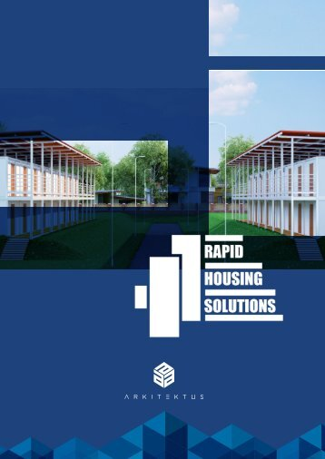 Rapid Housing Solutions Katalog