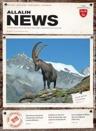 Allalin News Nr. 14/2015