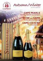 CAPREO Winter catalogue 2015