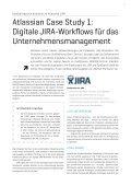 Digitalisierung von Workflows mit JIRA - Page 5