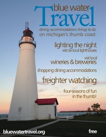 blue water travel--sample issue--ii
