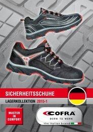 Cofra Footwear