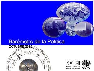 Barómetro de la Política