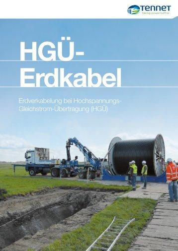 HGÜ- Erdkabel