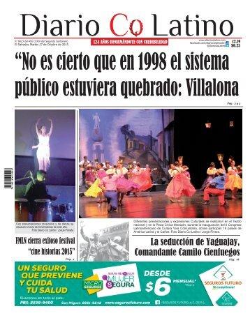 Edición 28 de Octubre de 2015