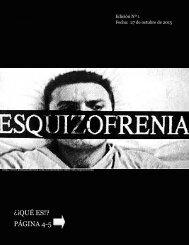 Esquizofrenia.