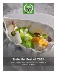 Taste the Best of 2015