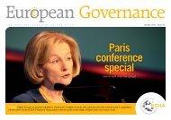 Paris conference special
