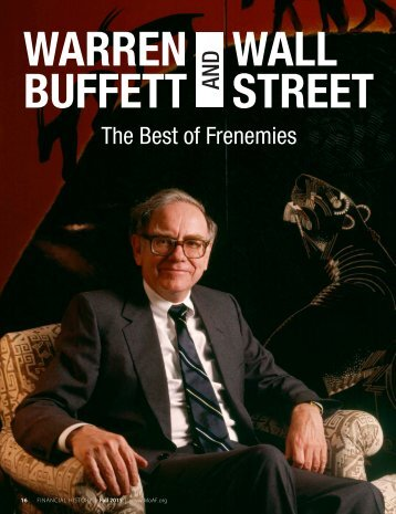 WARREN BUFFETT WALL STREET