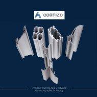 Perfiles de Aluminio para la industria Español/Inglés - CORTIZO ...