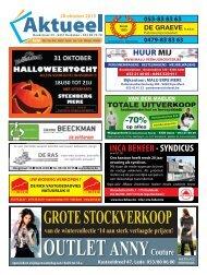 Editie Aalst 28 oktober 2015