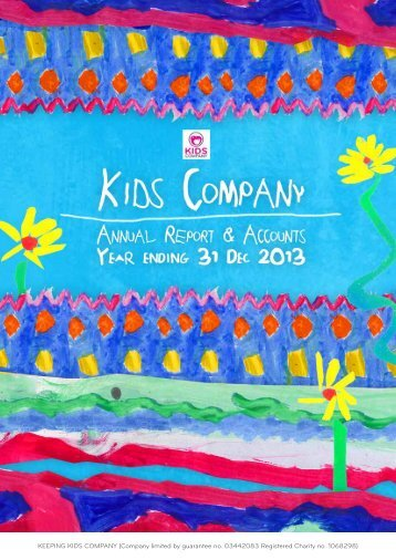 Kids company Annual_Report_2013.compressed