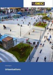 2.- Catalogue Urbanisations