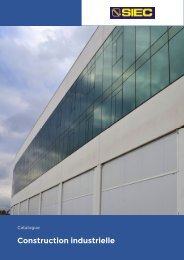 3.- Catalogue Construction industrielle