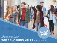 Shoppers Guide to Find the Best Stores in Kansas City