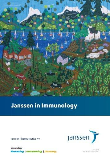 Janssen in Immunology