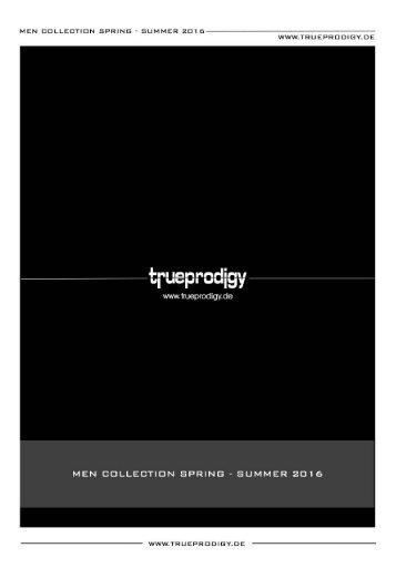 TP Spring Summer 2016 Catalogue