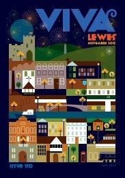 Viva Lewes Issue #110 November 2015