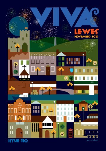 Viva Lewes Issue #110 November 2015