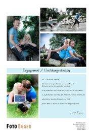Foto Egger - Preisliste Hochzeit 10-2015 Klein