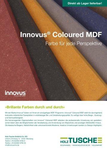 Innovus Coloured MDF