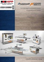 Holzkraft Casadei Holzbearbeitungsmaschinen