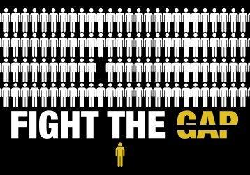 fight the gap