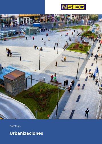 2.- Catálogo Urbanizaciones