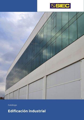 3.- Catálogo Edificación industrial