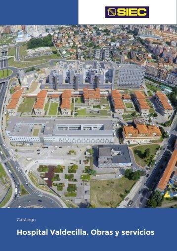 6.- Catálogo Hospital Valdecilla Obras y servicios