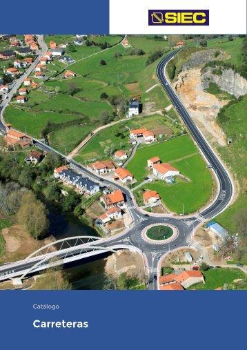 7.- Catálogo carreteras